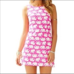 Lilly Pulitzer Tusk in the Sun dress